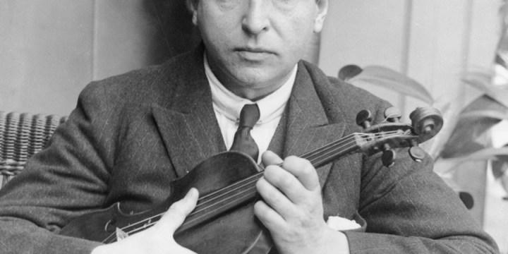 Enescu conducts Enescu – rare!