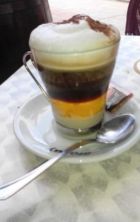 Zaperoco Schnapskaffee