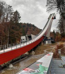 Skiflugschanze Ausflug Bayern ontourlady