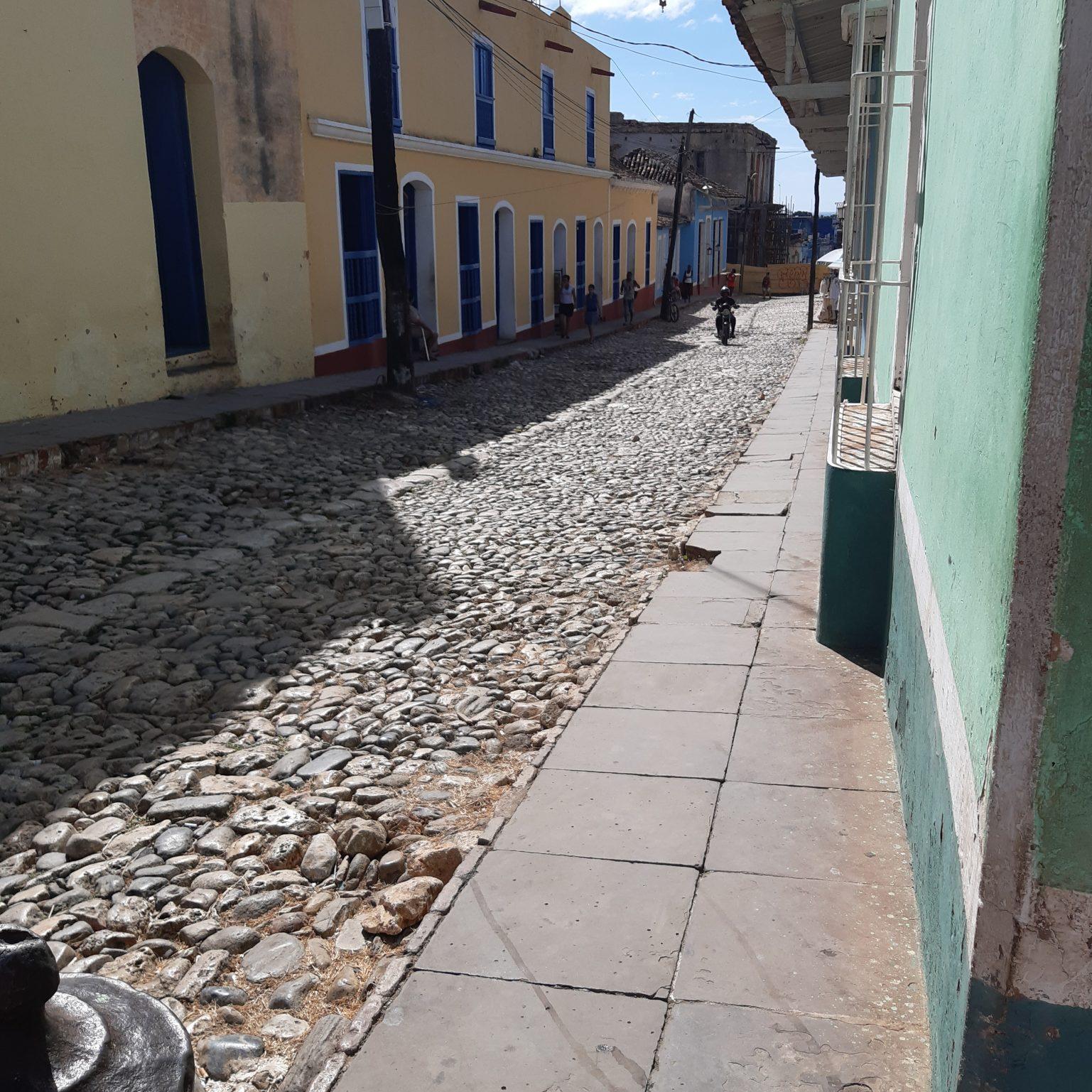Trinidad Kopfsteinpflaster