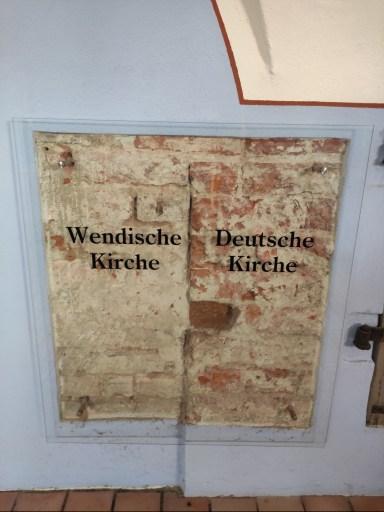 Doppelkirche Vetschau