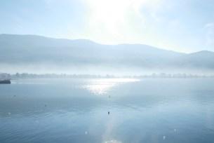 Lake Ohrid Waking Up