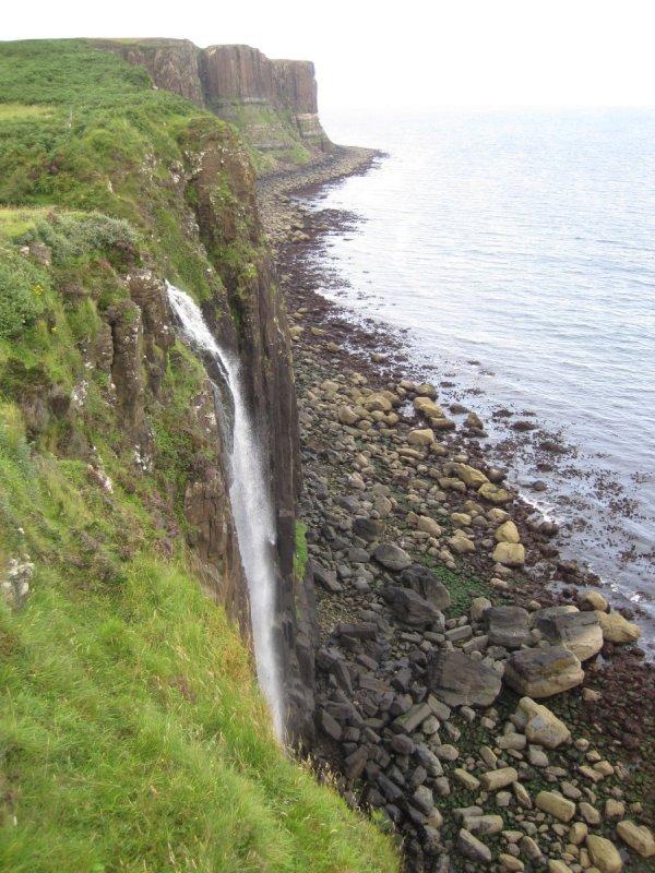 Kilt Rock Wasserfall