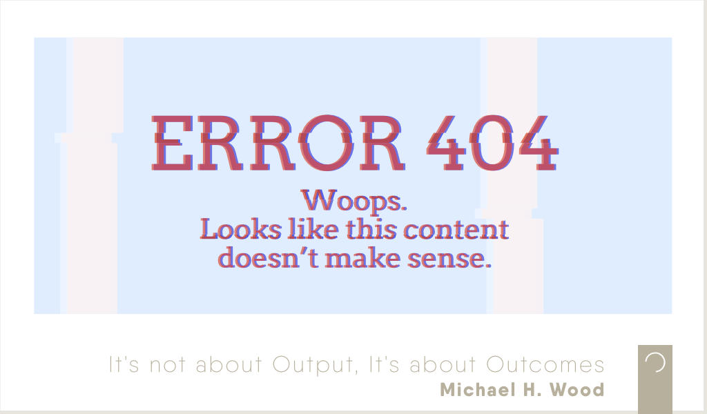 Its-not-about-Output-Its-about-Outcomes-ontwerp-Michael-H-Wood