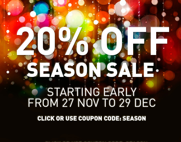 Season sale software
