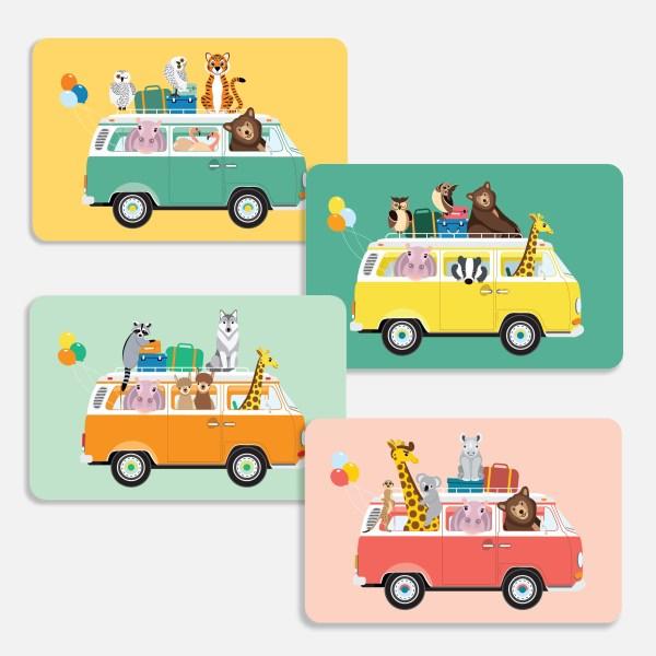 mini kaartje volkswagen totaal