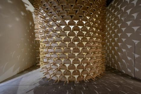 Kosovo imposing questions of built environment at Venice Biennial of Architecture. | via dezeen