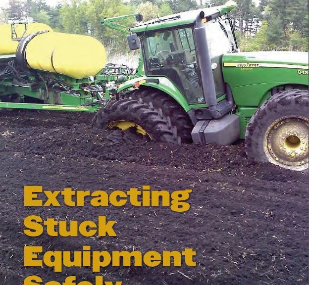 Extracting Stuck Equipment Safely