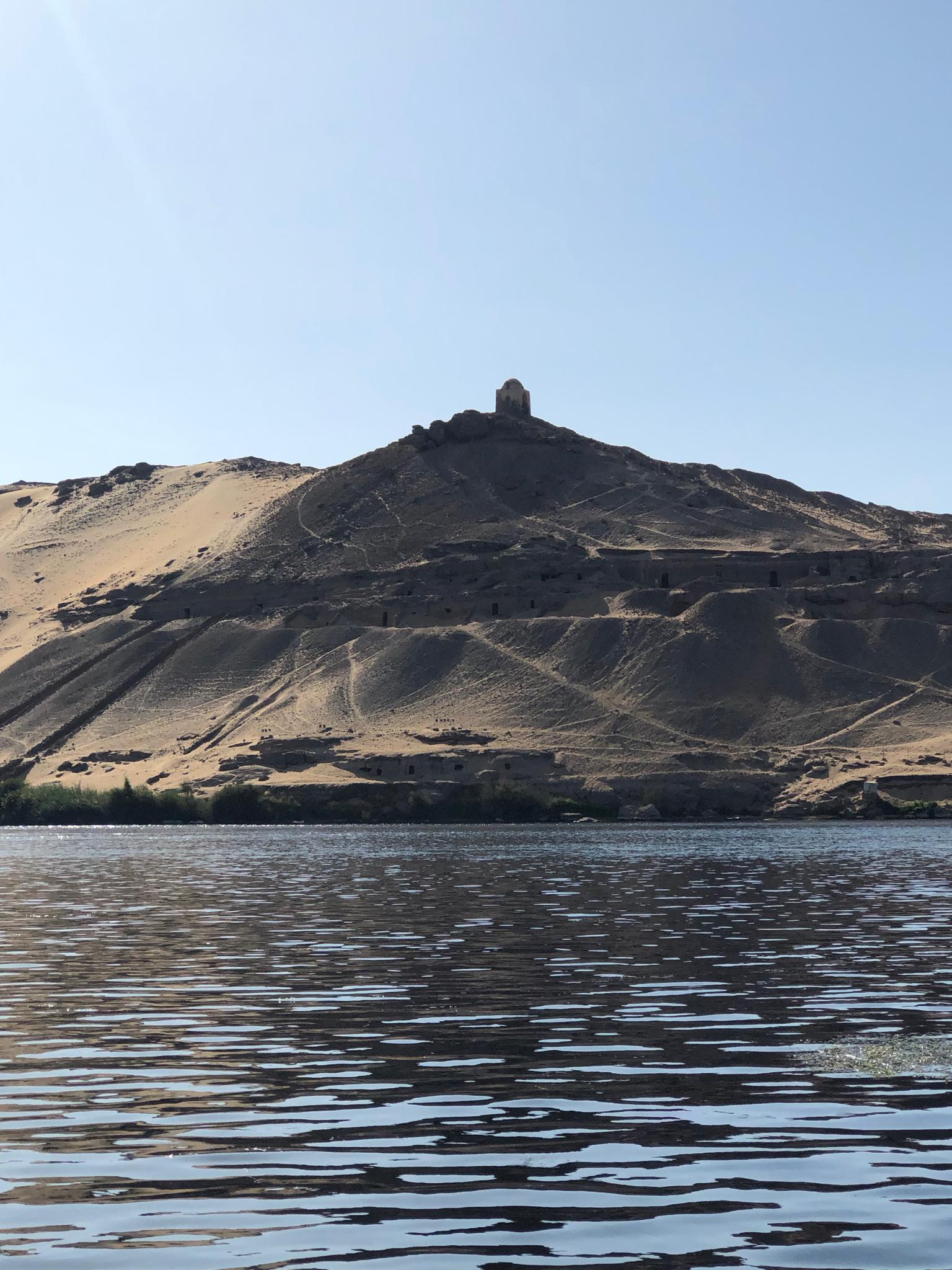 Where the Nile meets the Sahara
