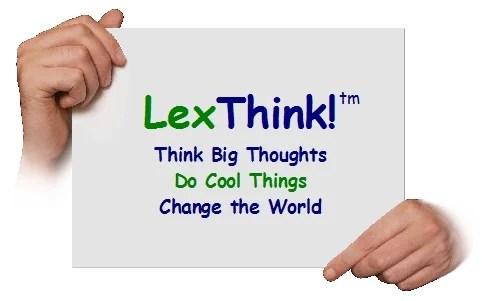 LexThink - Do Kewl Things