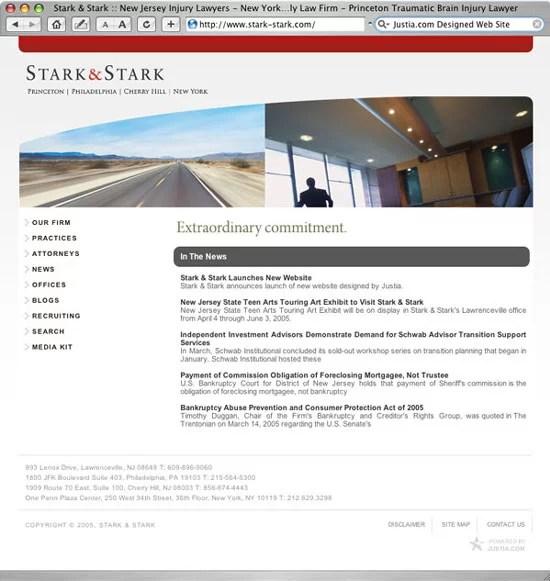 Stark & Stark - New York Attorneys , New Jersey Lawyers and Philadelphia Law Firm