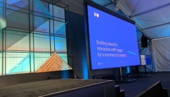 Building beautiful, interactive AMP pages for e-commerce & beyond -- Google I/O 2017 Live Blogs