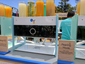 Mocktails Mixer at Google I/O 2017