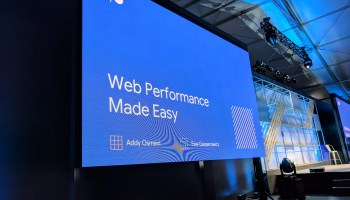 Web performance made easy - #io18 Live Blogs