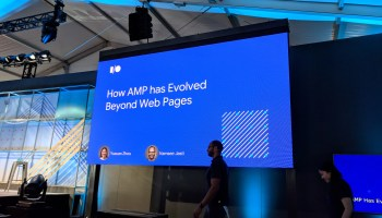 How AMP has Evolved Beyond Web Pages -- #io18 Live Blogs