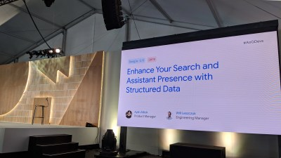 Enhance Your Search and Assistant Presence with Structured Data — #io19 Live Blogs