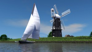 Berney Arms High Mill