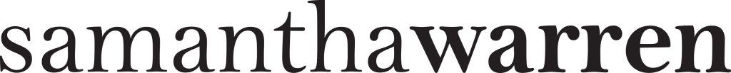 Samantha Warren London Logo | Onwards and Up