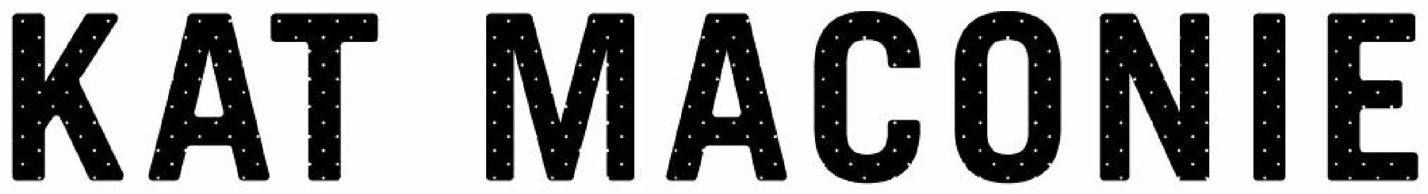 Kat Maconie logo Footwear | Onwards and Up