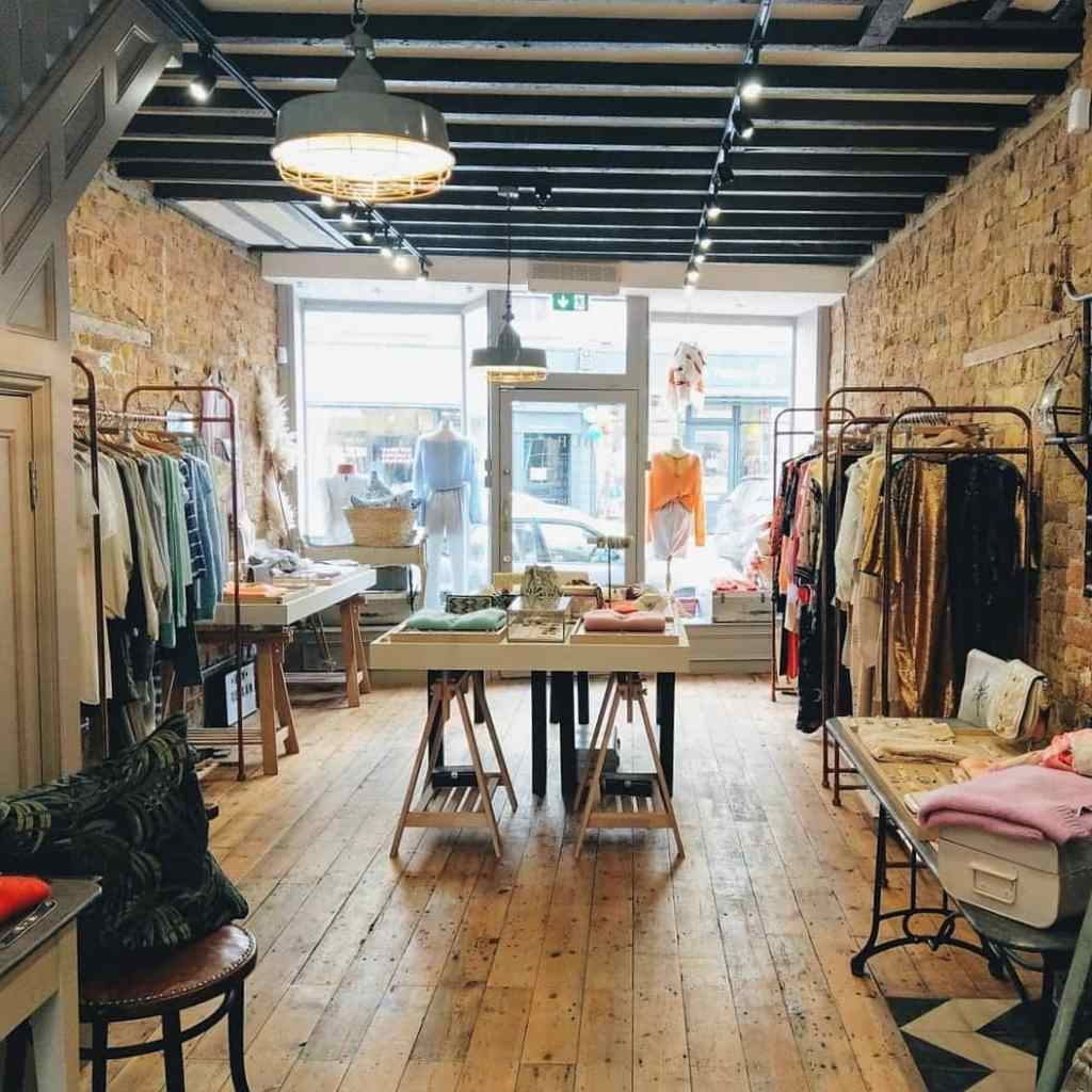Fashion boutiques London