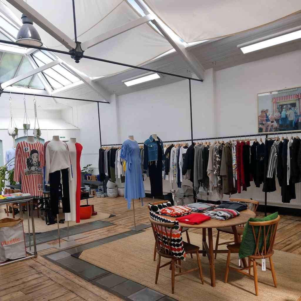 Multi brand store London Paper Mache Tiger