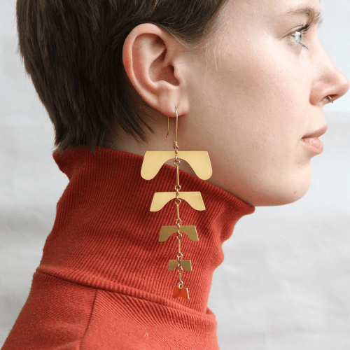 Sustainable and ethical Handmade jewellery, Sian Evans