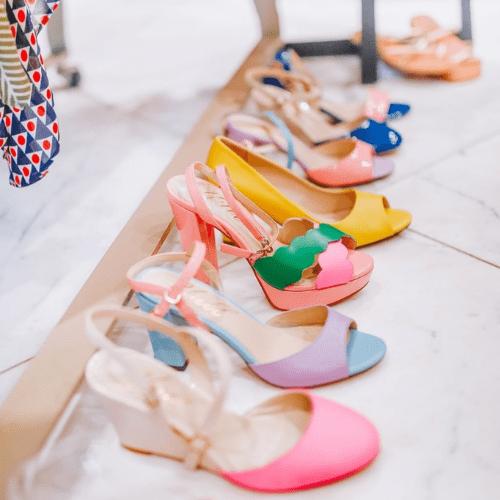 Womens designer Footwear, Yull Shoes