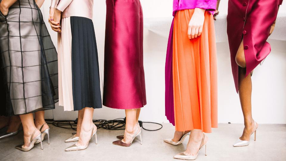 Fashion Tradeshows | Onwards and Up