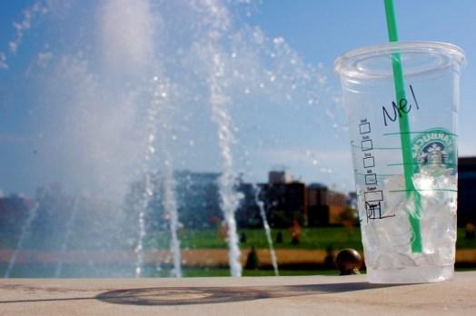Fountain Drink (aha, I'm funny)