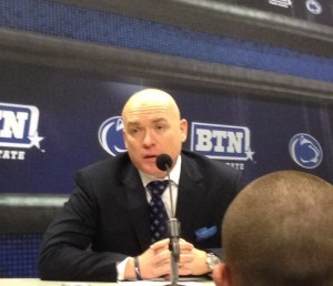 """""""""""That is Penn State Basketball baby. Get a good picture of it, because that's how it's gonna be."""""""