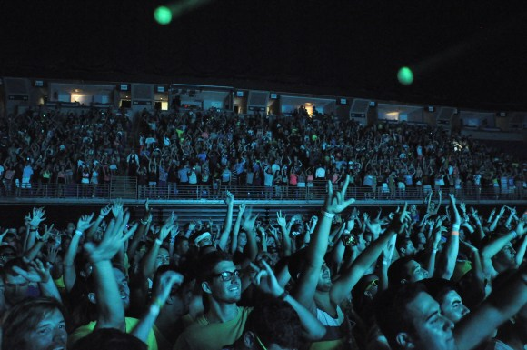 Zedd Crowd
