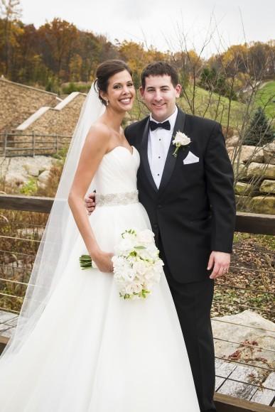 Megan and Jonathan