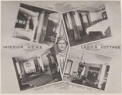 La Vie 1892: Lady's Cottage