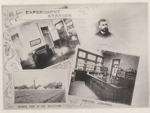 La Vie 1892: Chemistry