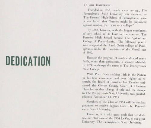 Page 5 of La Vie 1954