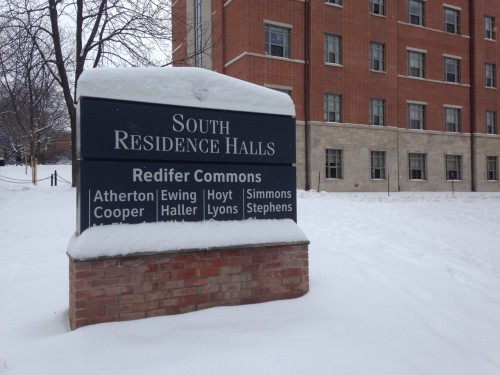 South Halls