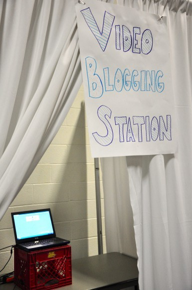 Video Blogging Station