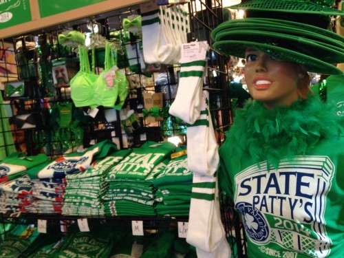 State Patty's Clothes