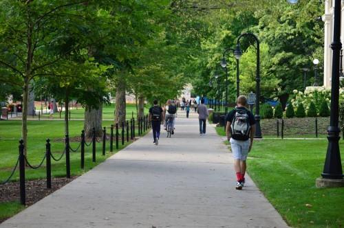 10 Ways To Enjoy The Weather - Walkway 3
