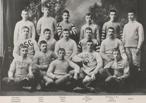 1890 Penn State football team