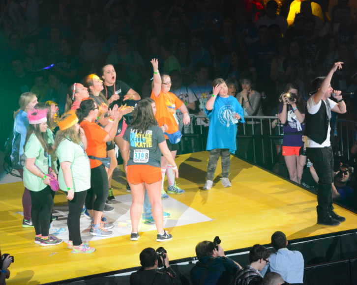 kids on stage thon 2015
