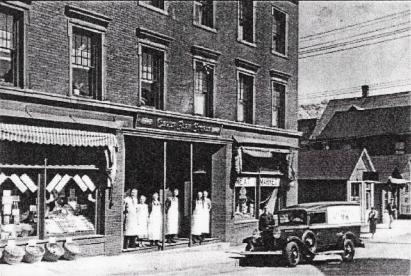 The Dale Building, 1933 Photo: Penn State Alumni Association