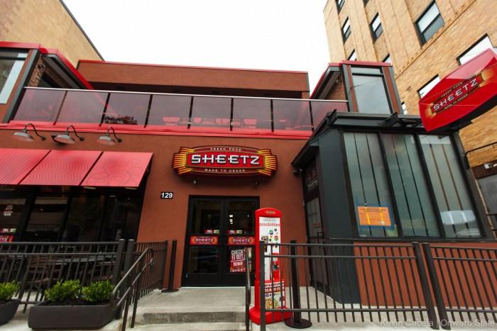 Sheetz Open