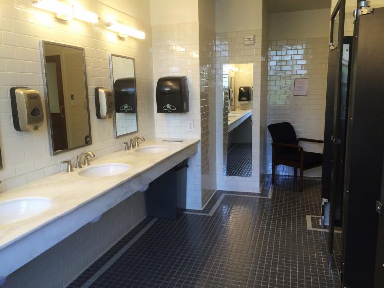 Old Main Bathroom