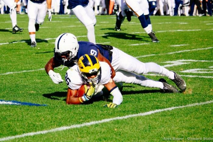 Jordan Lucas Football Michigan 2015