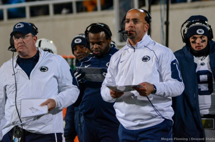 franklin football james franklin penn state football stock