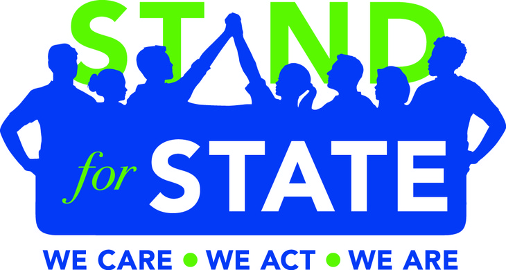 Stand for State Logo