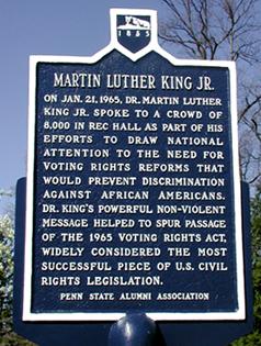 mlk martin luther king penn state speech