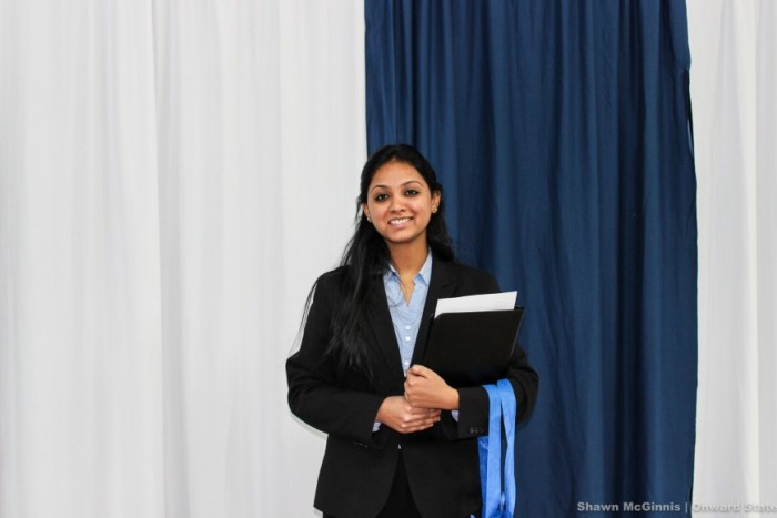 Prabhjot Kaur, Spring Career Days