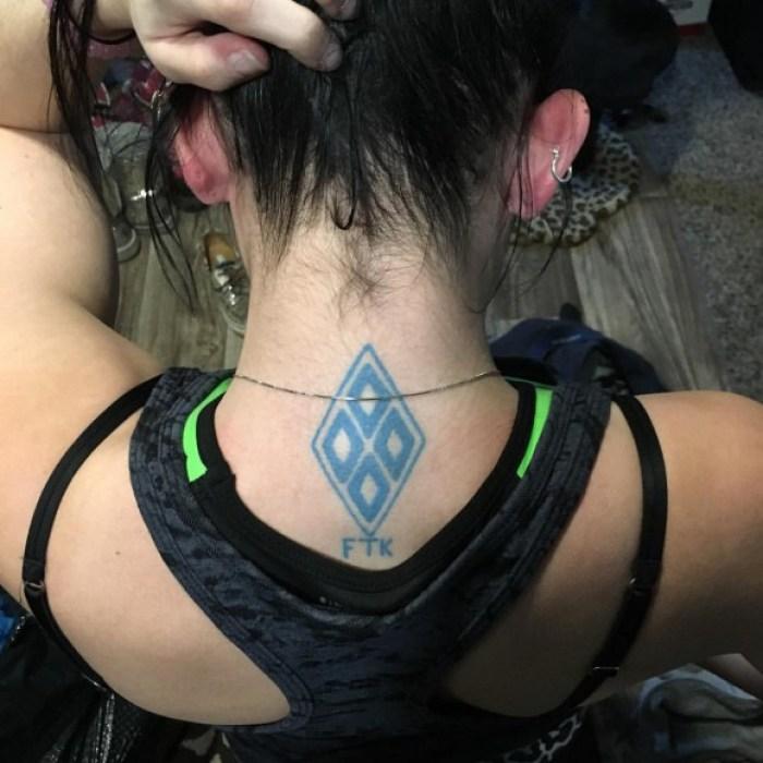 THON tattoo